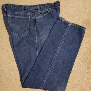 Levis Denim Jeans 36 X 34 With a Skosh More Room